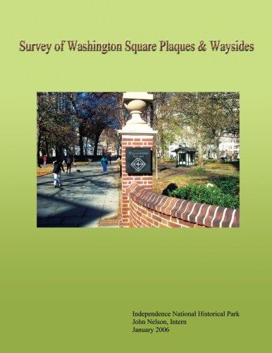 Survey of Washington Square Plaques & Waysides