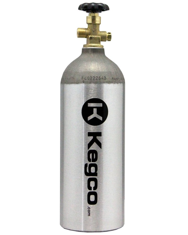 5 lb. Aluminum Co2 Tank Compressed Gas Air Cylinder
