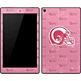 NFL Los Angeles Rams Kindle Fire HD 8 Skin - Los Angeles Rams Pink Logo Blast Vinyl Decal Skin For Your Kindle Fire HD 8