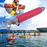 AKUKA Kayak Hand Pump Manual Bilge Water Pump Inflatable Canoe Accessories for Kayaks Rescue (400ml)