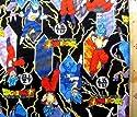 キャラクター生地・ドラゴンボール超(スーパー) (黒)#4 ( 2018-2019)(キャラクター 生地 布 キャラクター生地 入園 入学 ピロル)