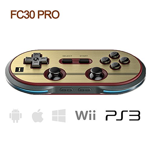ElementDigital 8Bitdo FC30 Pro Wireless Bluetooth Control...