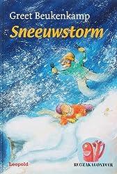Sneeuwstorm (Rugzakavontuur)