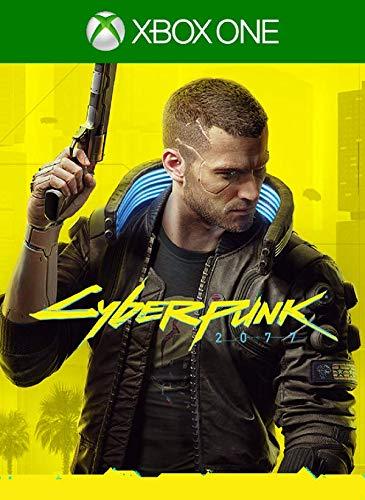 Amazon.com: Cyberpunk 2077 Standard Edition - Xbox One [Digital Code]: Video Games