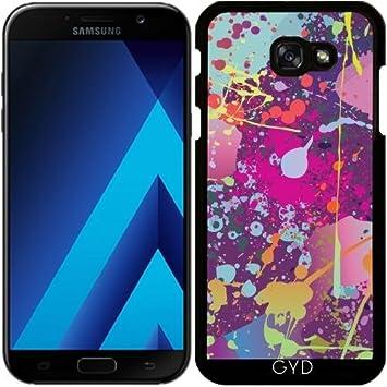 DesignedByIndependentArtists Funda para Samsung Galaxy A7 2017 (SM ...