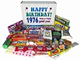 Includes: Atomic Fireballs, Bonomo Turkish Taffy, Dots, Chuckles, Good and Plenty, Red Hots, Boston Baked Beans, Pop Rocks, Razzles, Abba Zaba, Fun Dip, Kits, Pixy Stix, Candy Necklace, Sugar Daddy Jr, Wax Lips, Candy Buttons on Paper, Bit-O-...