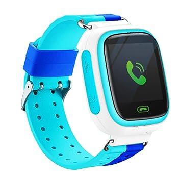 Enjoyyouselves Q18 Smart Watch para niños Tarjeta SIM Color ...
