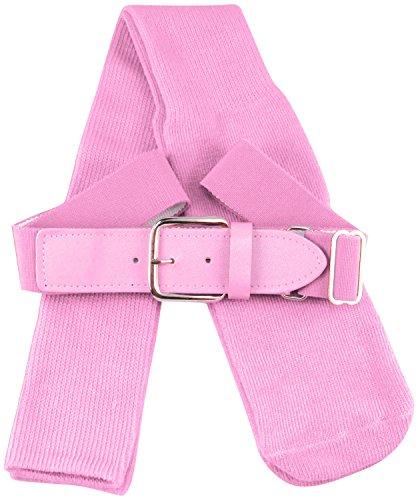 Price comparison product image TCK Sports Baseball / Softball Belt & Socks Combo Set (Pink,  Small)