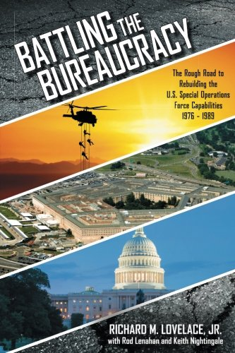 Battling The Bureaucracy: THE ROUGH ROAD TO REBUILDING THE U.S. SPECIAL OPERATIONS FORCE CAPABILITIES 1976-1989
