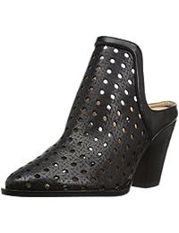 Women's Jaeda Open Weave Mule Shoetie Ankle Bootie