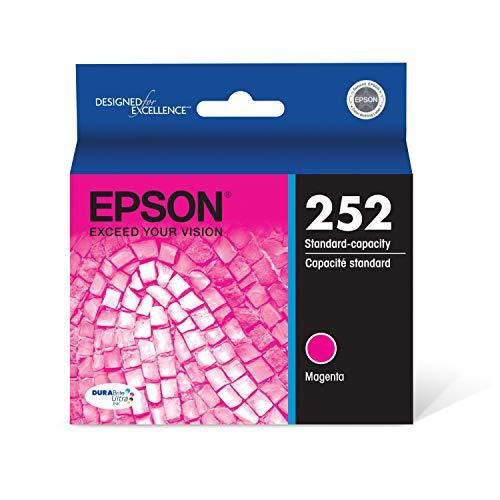 (Epson T252320 DURABrite Ultra Magenta Standard Capacity Cartridge Ink)