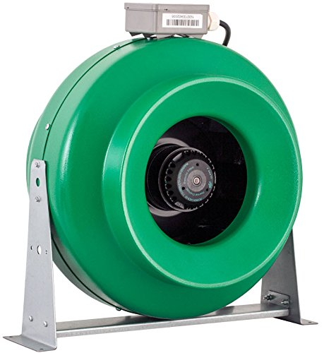 Hydrofarm Active Air ACDF12 969 CFM In-Line Duct Fan, 12-Inch
