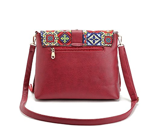 Leatherette Wallet Bag Woman Flyfish Style Network EqZnnp1x