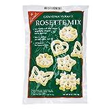 Kitchen Supply 7296 Rosette Batter Mix