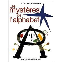 Mystère de l'alphabet