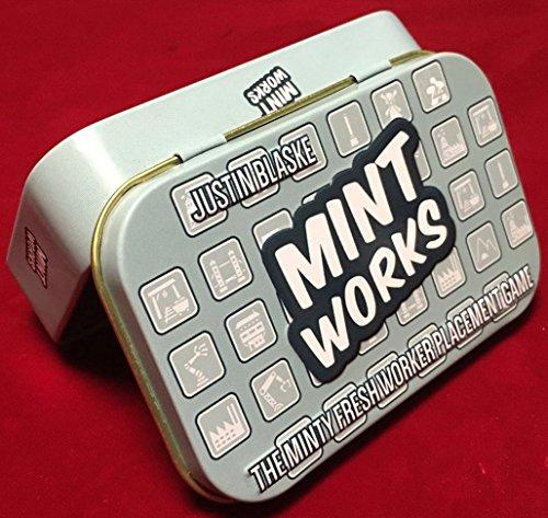 (Mr. B Games Mint Works)