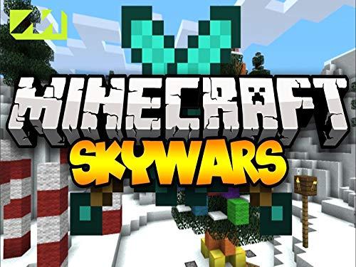 Clip: Minecraft Skywars! Christmas Edition! -