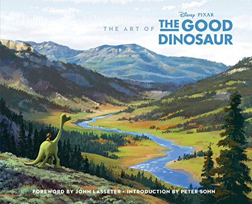 The Art of the Good Dinosaur by Chronicle Books