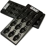 Grenade Ice Cube Tray pack of 2