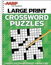 AARP Large Print Crossword Puzzles