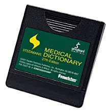Franklin SDM-500224HSMP 2002 Stedman's Medical Dictionary Springboard Module
