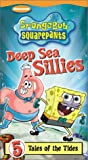 DVD : SpongeBob SquarePants - Deep Sea Sillies [VHS]