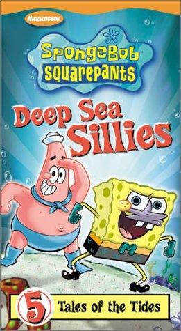 SpongeBob SquarePants - Deep Sea Sillies [VHS] (Spongebob Superhero Movie)