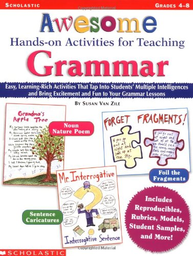 Amazon.com: Awesome Hands-on Activities For Teaching Grammar ...