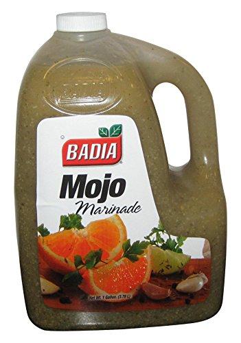 Badia Mojo Plastic Bottle, Marinade, 1 gallon (Mexican Marinade)