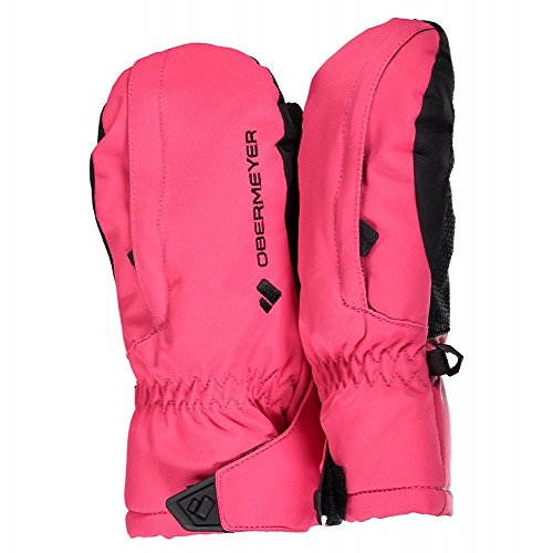Obermeyer Youth Gauntlet Mitten (Pink-Out/Small)