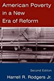 img - for American Poverty in a New Era of Reform by Harrell R. Rodgers (2005-10-16) book / textbook / text book