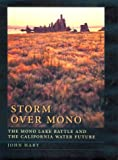 Front cover for the book Storm over Mono by John Hart