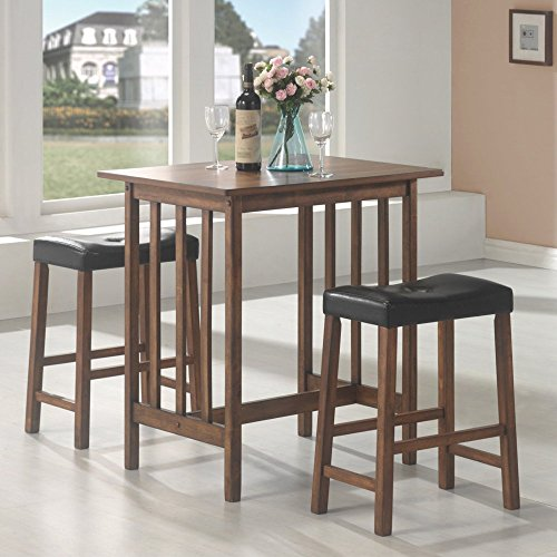 coaster-home-furnishings-150291n-5-piece-casual-dining-room-set-black