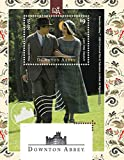 Downton Abbey - Tom Branson and Lady Sybil - BBC TV Drama - Beautiful Collectors Stamps - Nevis