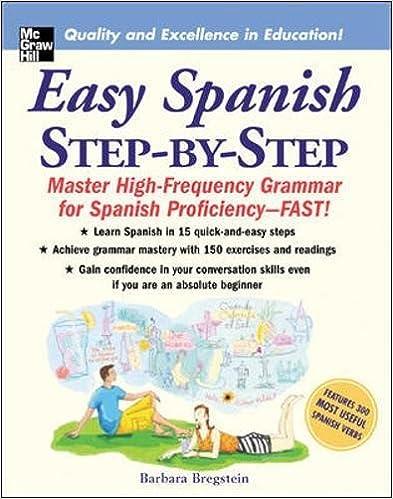 Amazon.com: Easy Spanish Step-By-Step (0201571463380): Barbara ...