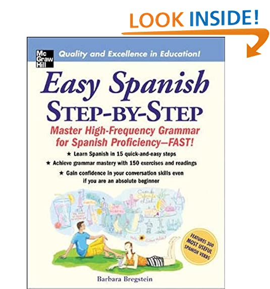 Spanish Textbook: Amazon.com on research say in spanish, how do you say squid in spanish, just to say in spanish, say no in spanish, how do you say shut up spanish, say good morning in spanish,