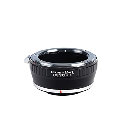 Review AI-Micro 4/3 Lens Adapter,