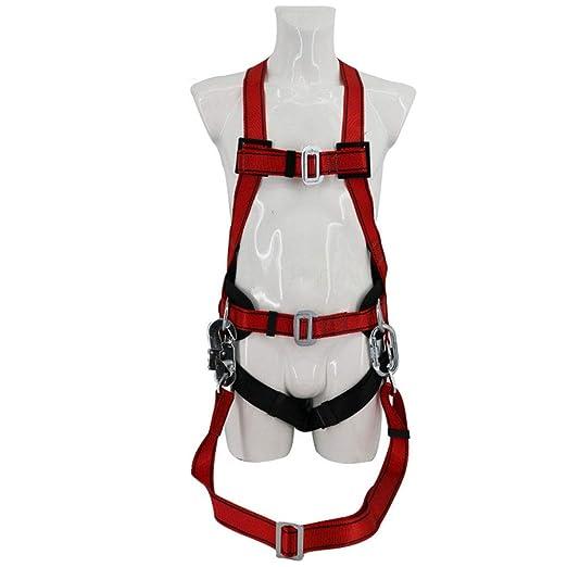 Arnés de Escalada, cinturón de Seguridad de Cuerpo Entero ...