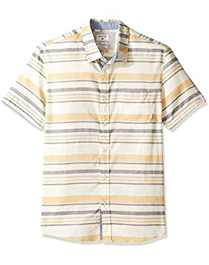 Men's Aventail Short Sleeve Woven Top