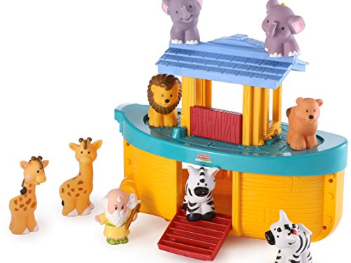 Fisher-Price Little People Noah's Ark by Fisher-Price (Image #6)