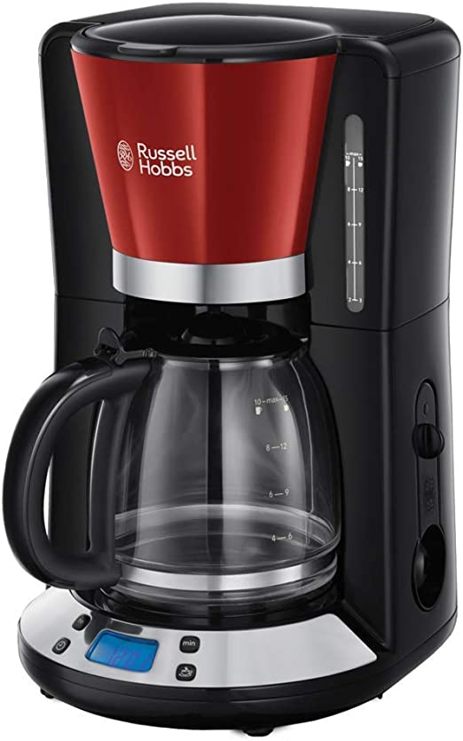 Russell Hobbs Colours Plus - Cafetera de Goteo (Jarra Cafetera ...