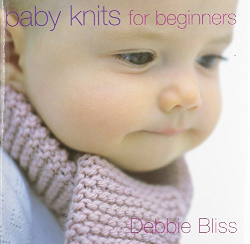 Baby Knits for Beginners - Free Knit Baby Sweater Pattern