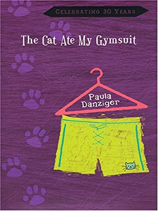 book cover of The Cat Ate My Gymsuit