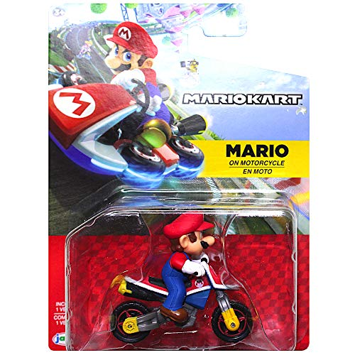 Mario Motorcycle Super Mario Kart 8 Vehicle (Best Mario Kart Vehicle)