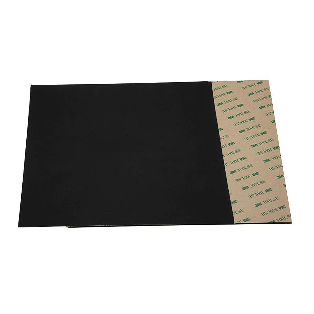 220 * 220mm Flex Magnetic Print Bed Tape Hot Bed Sticker Build Surface Tape 3D Printer Platform Heatbed (A+B) Co-link