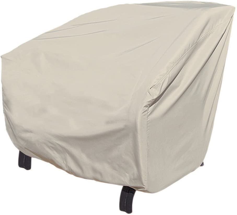 Treasure Garden X-Large Club or Lounge Chair with elastic - Protective Furniture Covers