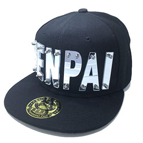 1e180d10 PANDAHAT Senpai Hat In Black [4BIKe1008841] - $43.99