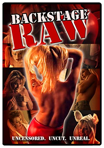 Backstage Raw DVD by Full Moon Features
