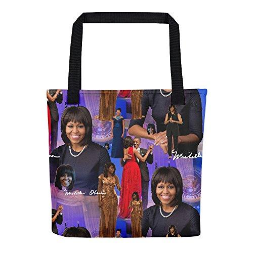 michelle obama Tote bag - Michelle Clothing Obama
