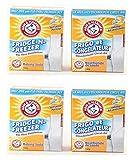Best Arm & Hammer Fridge-freezers - 4 Packs of Fridge-N-Freezer Baking Soda 500 g Review